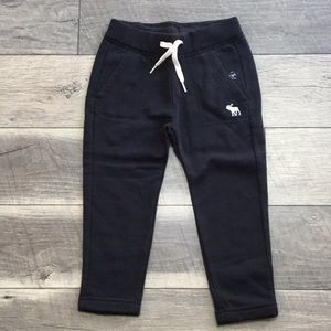 NWT black AF 3/4 sweatpants